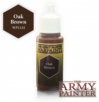 Фотография The Army Painter: Краска Oak Brown (WP1124) [=city]