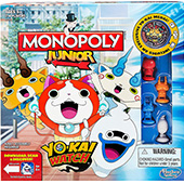 Фотография Монополия Junior Yo-Kai Watch [=city]