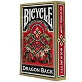 Фотография Карты Bicycle Gold Dragon [=city]