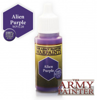 Фотография The Army Painter: Краска Alien Purple (WP1128) [=city]