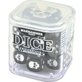 Фотография Warhammer: Citadel 12mm Dice Set [=city]