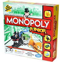 Моя первая монополия (Monopoly Junior)