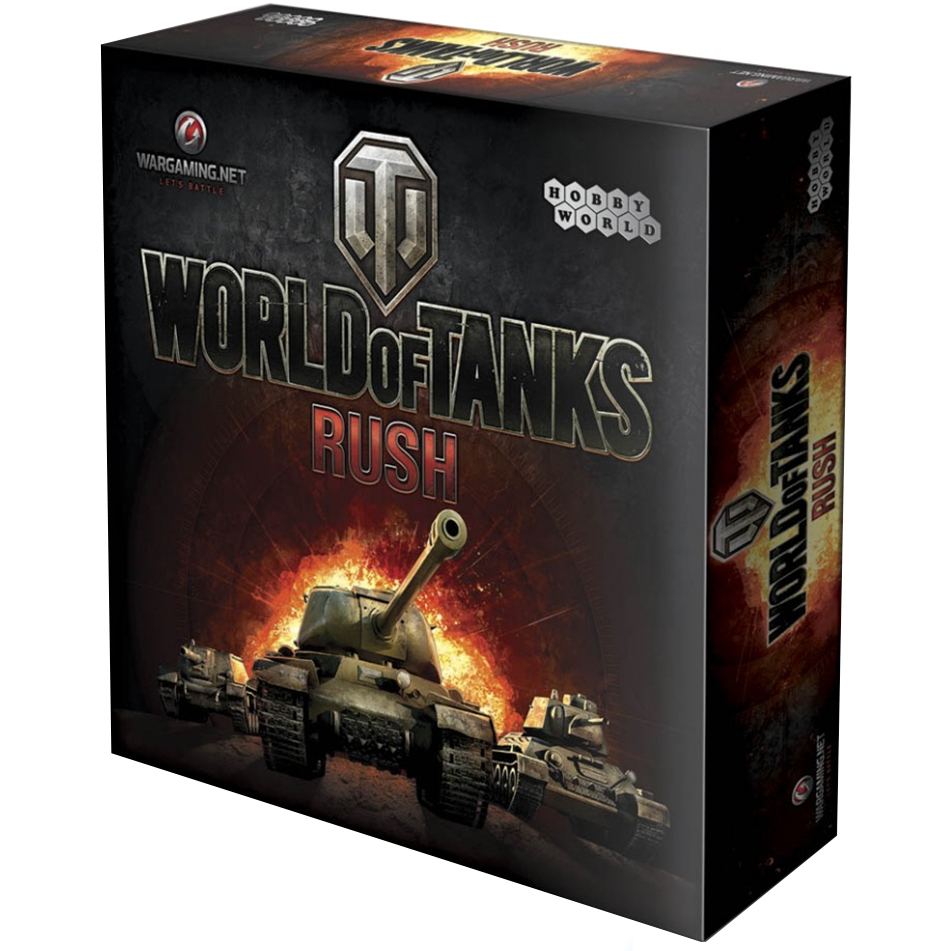 Фотография World of Tanks: Rush [=city]