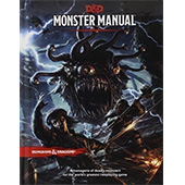 Основная книга D&D Next: Monster Manual